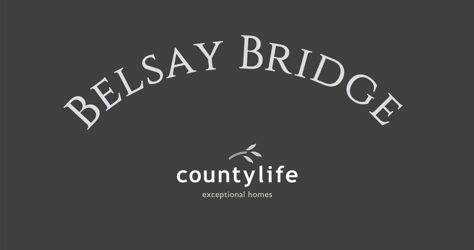 Belsay Bridge logo